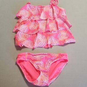 Justice two pieces swimsuit